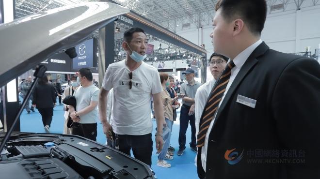 2021中国常州西太湖车展如火如荼进行中